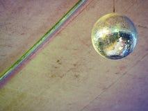σφαιρών πορτοκαλής διανυσματικός κίτρινος αντικειμένου disco πράσινος Στοκ Φωτογραφίες