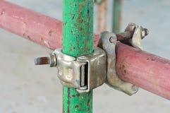 Σφιγκτήρας κατασκευής Στοκ φωτογραφία με δικαίωμα ελεύθερης χρήσης