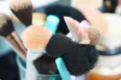 Σφουγγάρια Makeup στοκ εικόνα με δικαίωμα ελεύθερης χρήσης