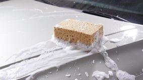 Σφουγγάρι για το αυτοκίνητο για την πλύση φιλμ μικρού μήκους