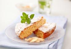 σφουγγάρι κέικ Στοκ εικόνες με δικαίωμα ελεύθερης χρήσης