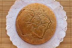 σφουγγάρι κέικ Στοκ Εικόνες