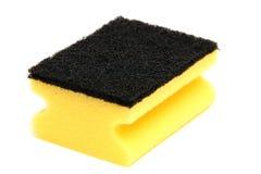 σφουγγάρι κίτρινο Στοκ εικόνες με δικαίωμα ελεύθερης χρήσης