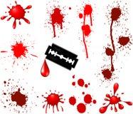 σφοδρή επιθυμία αίματος Στοκ φωτογραφία με δικαίωμα ελεύθερης χρήσης