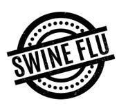 Σφραγίδα γρίπης χοίρων Στοκ φωτογραφίες με δικαίωμα ελεύθερης χρήσης