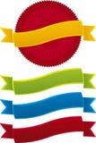 σφραγίδα κορδελλών Στοκ φωτογραφία με δικαίωμα ελεύθερης χρήσης