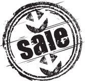 Σφραγίδα με το κείμενο για την πώληση Στοκ εικόνες με δικαίωμα ελεύθερης χρήσης