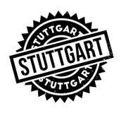 Σφραγίδα της Στουτγάρδης Στοκ εικόνες με δικαίωμα ελεύθερης χρήσης