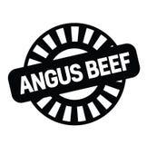 Σφραγίδα του Angus Beef διανυσματική απεικόνιση