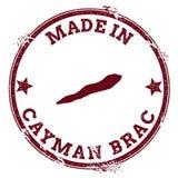 Σφραγίδα Brac Cayman ελεύθερη απεικόνιση δικαιώματος
