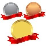 σφραγίδες μετάλλων εμβ&lambda Στοκ Φωτογραφία
