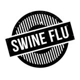Σφραγίδα γρίπης χοίρων Στοκ Εικόνες