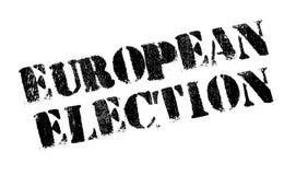 Σφραγίδα της ευρωπαϊκής εκλογής Στοκ φωτογραφίες με δικαίωμα ελεύθερης χρήσης