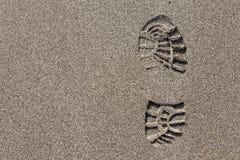Σφραγίδα της μπότας πεζοπορίας Στοκ Φωτογραφίες