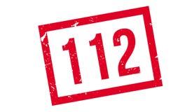 σφραγίδα 112 διανυσματική απεικόνιση