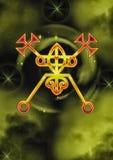 Σφραγίδα Baal Στοκ Εικόνες