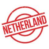 Σφραγίδα Netherland Στοκ φωτογραφία με δικαίωμα ελεύθερης χρήσης