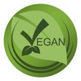 Σφραγίδα Vegan διανυσματική απεικόνιση