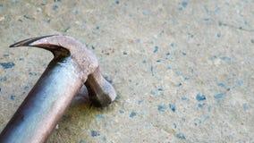 Σφυρί Στοκ φωτογραφία με δικαίωμα ελεύθερης χρήσης