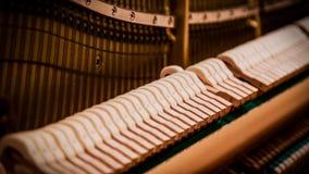 Σφυριά πιάνων Στοκ φωτογραφίες με δικαίωμα ελεύθερης χρήσης