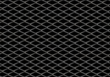 σχάρα διαμαντιών Στοκ Φωτογραφία