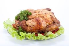 σχάρα κοτόπουλου Στοκ Φωτογραφία