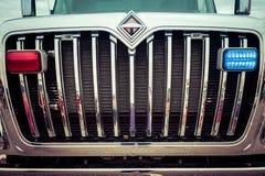Σχάρα φορτηγών στοκ εικόνα με δικαίωμα ελεύθερης χρήσης