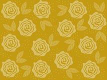 Σχέδιο άσπρα τριαντάφυλλα σε ένα μπλε υπόβαθρο στοκ εικόνες
