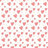 Σχέδιο αγάπης επίσης corel σύρετε το διάνυσμα απεικόνισης Στοκ φωτογραφίες με δικαίωμα ελεύθερης χρήσης
