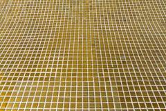 Σχέδιο και σύσταση του τοίχου κεραμιδιών μωσαϊκών Στοκ φωτογραφίες με δικαίωμα ελεύθερης χρήσης