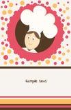 Σχέδιο καρτών καταλόγων επιλογής. διανυσματική απεικόνιση Στοκ φωτογραφίες με δικαίωμα ελεύθερης χρήσης
