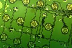 σχέδιο κυκλωμάτων ψηφια&kappa στοκ εικόνες