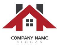 Σχέδιο λογότυπων ιδιοκτησίας και κατασκευής Στοκ Εικόνα