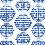 Σχέδιο λουλουδιών: μπλε λουλούδια ενός cosme σε ένα άσπρο υπόβαθρο - όμορφη ευγενής τυπωμένη ύλη Στοκ Εικόνες