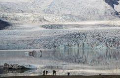 Σχέδιο παγετώνων και πάγου Στοκ φωτογραφίες με δικαίωμα ελεύθερης χρήσης