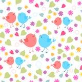 Σχέδιο πουλιών Στοκ Φωτογραφία
