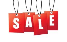 Σχέδιο προτύπων εμβλημάτων πώλησης Στοκ εικόνα με δικαίωμα ελεύθερης χρήσης