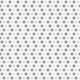 σχέδιο σημείων Πόλκα 1866 βασισμένο Charles Δαρβίνος εξελικτικό διάνυσμα δέντρων εικόνας άνευ ραφής Στοκ φωτογραφία με δικαίωμα ελεύθερης χρήσης
