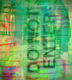 σχέδιο σύνθεσης ανασκόπη&si Στοκ εικόνα με δικαίωμα ελεύθερης χρήσης