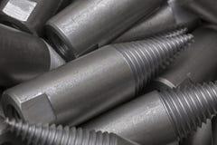 Σχέδιο των επεξεργασμένων cnc μερών χάλυβα Μεταλλουργική βιομηχανία closeup αστικό διάνυσμα λωρίδων προτύπων μόδας Στοκ Εικόνες