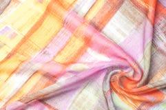 Σχέδιο υποβάθρου σύστασης Λεπτό ύφασμα μεταξιού, αφηρημένο σχέδιο ο Στοκ φωτογραφία με δικαίωμα ελεύθερης χρήσης