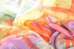 Σχέδιο υποβάθρου σύστασης Λεπτό ύφασμα μεταξιού, αφηρημένο σχέδιο ο Στοκ Εικόνες