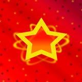 σχέδιο Χριστουγέννων καρ& Στοκ εικόνα με δικαίωμα ελεύθερης χρήσης