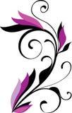 σχέδιο floral Στοκ φωτογραφίες με δικαίωμα ελεύθερης χρήσης