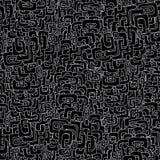 σχέδιο grunge άνευ ραφής Στοκ Εικόνες