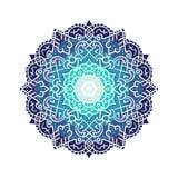 Σχέδιο Mandala για τη διακόσμηση και τη διακόσμηση υποβάθρου Στοκ φωτογραφία με δικαίωμα ελεύθερης χρήσης