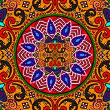 Σχέδιο Mandala Στοκ Φωτογραφίες