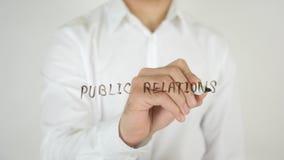 Σχέσεις, που γράφονται δημόσιες στο γυαλί Στοκ Φωτογραφίες