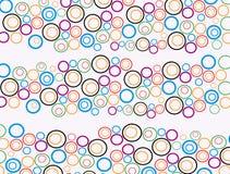 σχέση κύκλων διανυσματική απεικόνιση