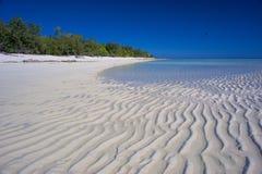 Σχέδια άμμου Στοκ φωτογραφία με δικαίωμα ελεύθερης χρήσης